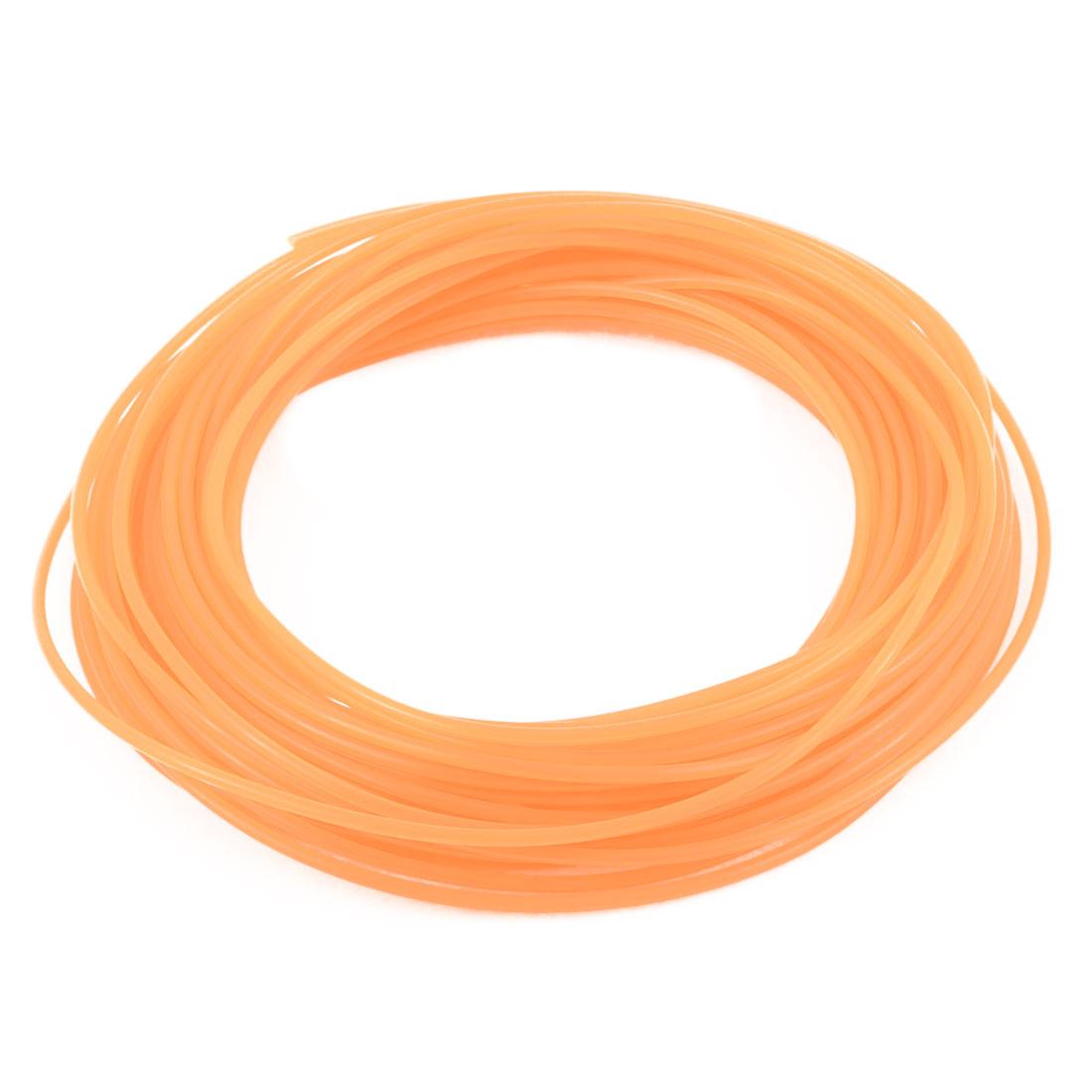 10m 3D Printer Pen Painting Filament Refills PLA Printing Material Fluo Orange