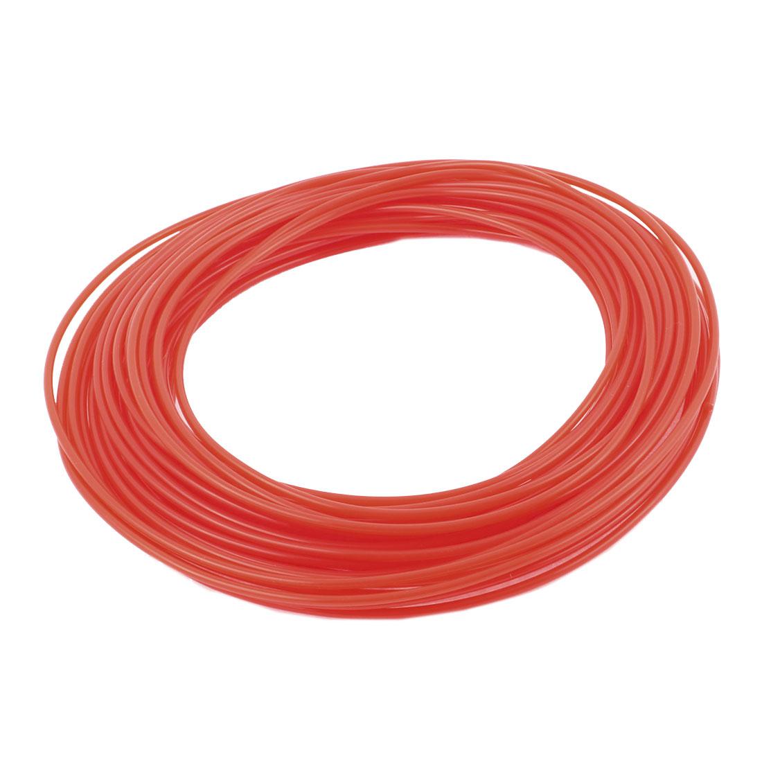 10m 3D Printer Pen Painting Filament Refills PLA Printing Material Fluo Red