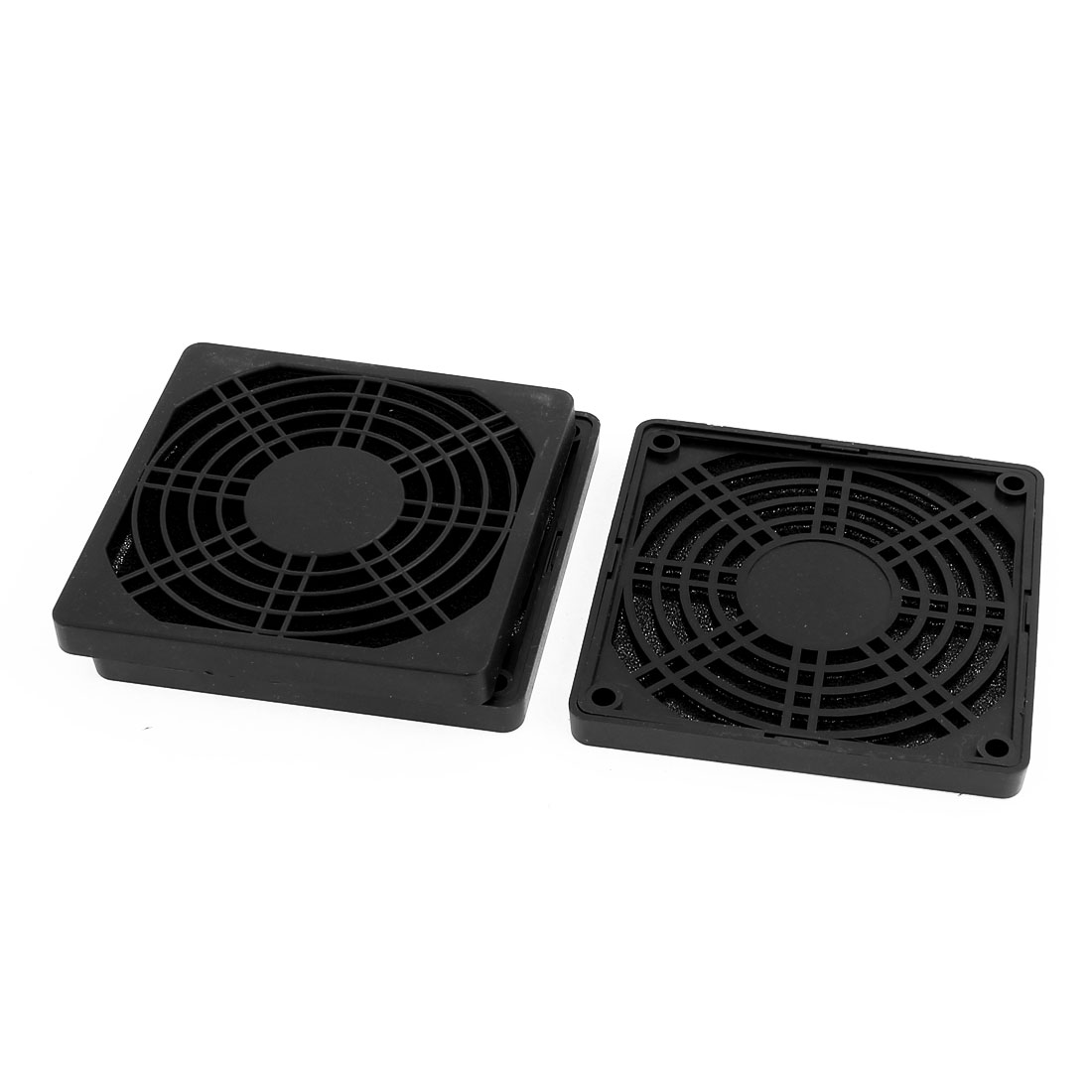 3pcs 97mm x 97mm Dustproof Case PC Computer Case Fan Dust Filter