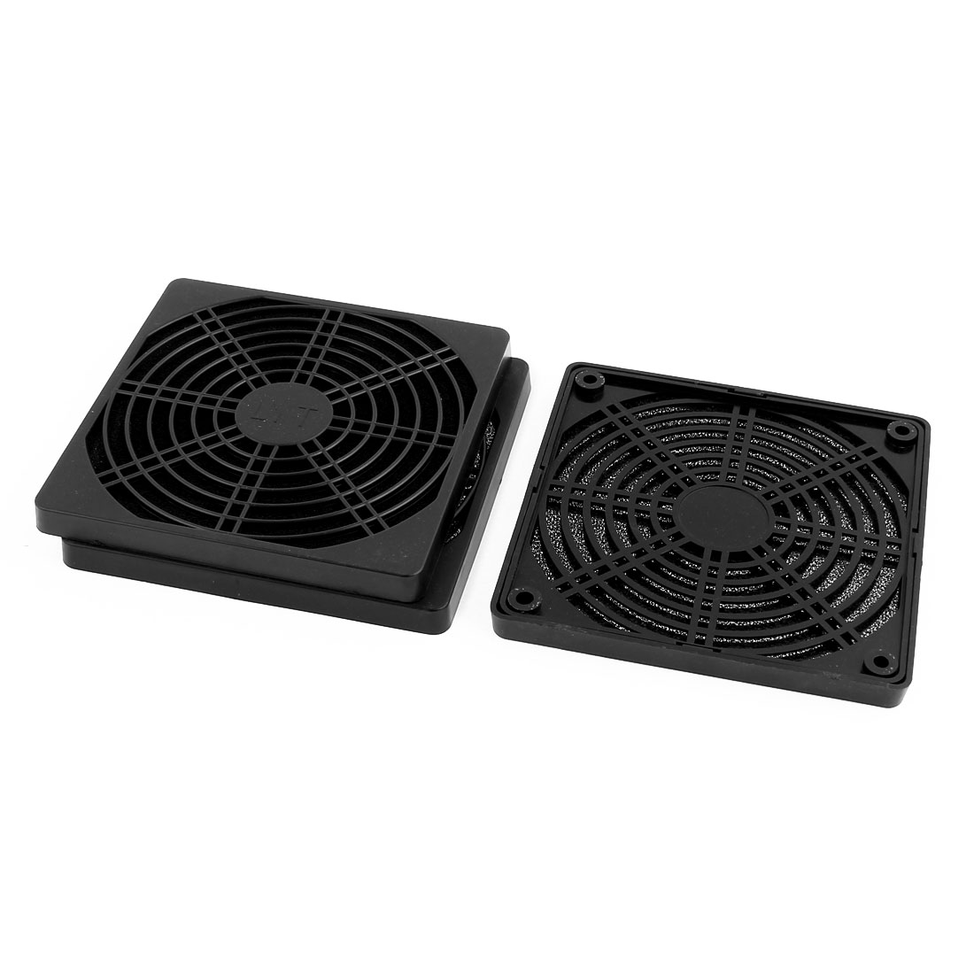 3pcs 125mm x 125mm Dustproof Case PC Computer Case Fan Dust Filter