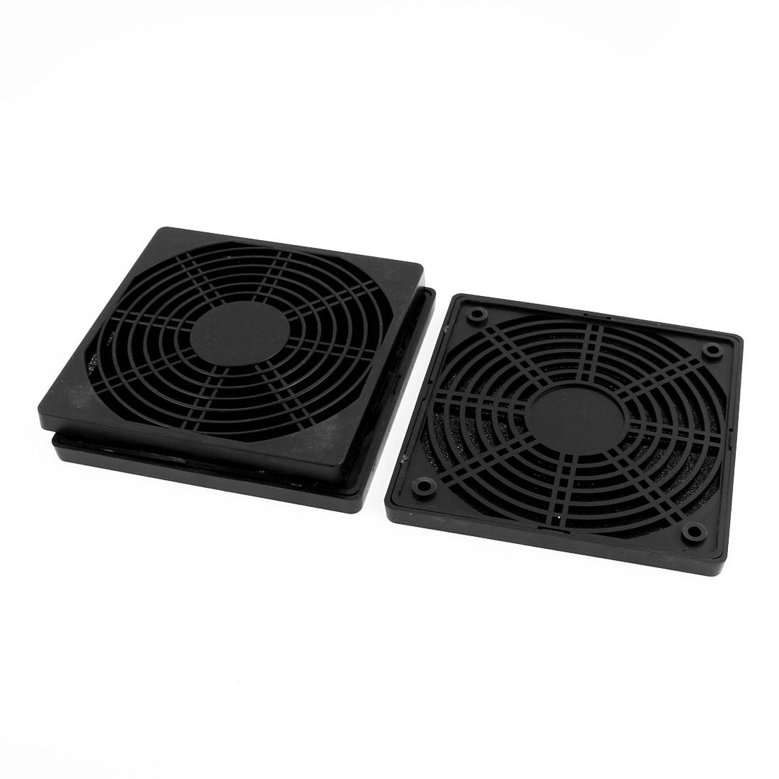 3pcs 139mm x 139mm Dustproof Case PC Computer Case Fan Dust Filter