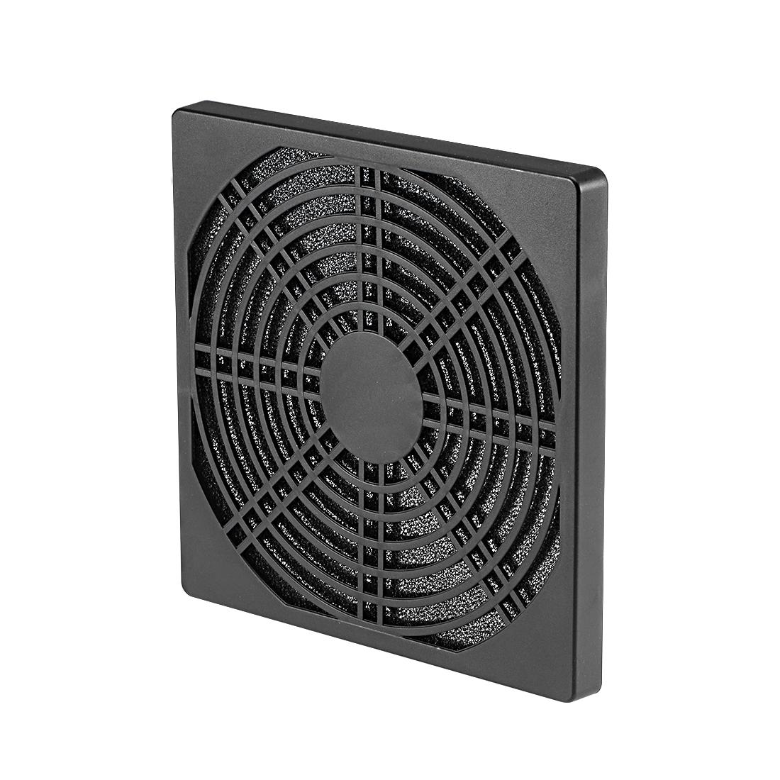5pcs 125mm x 125mm Dustproof Case PC Computer Case Fan Dust Filter