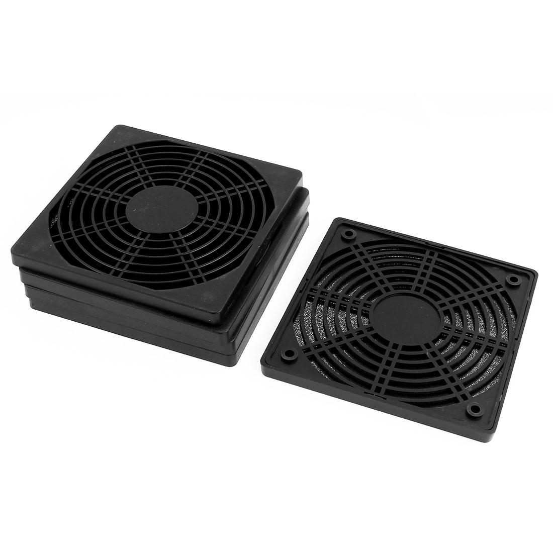 5pcs 135mm x 135mm Dustproof Case PC Computer Case Fan Dust Filter