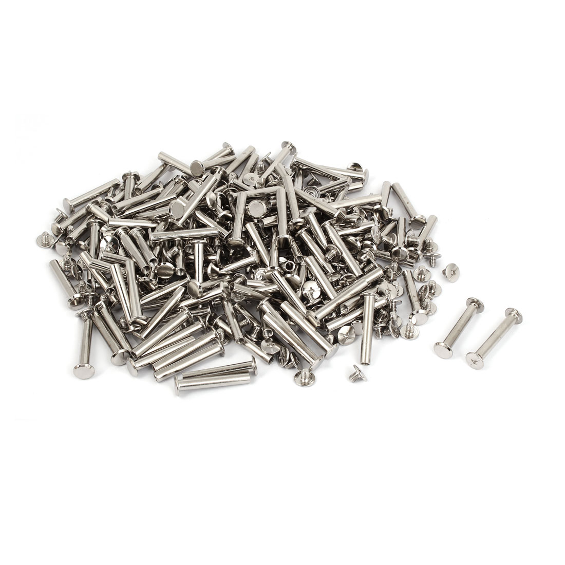 M5x32mm Binding Chicago Screw Post 200pcs for Photo Albums Scrapbook