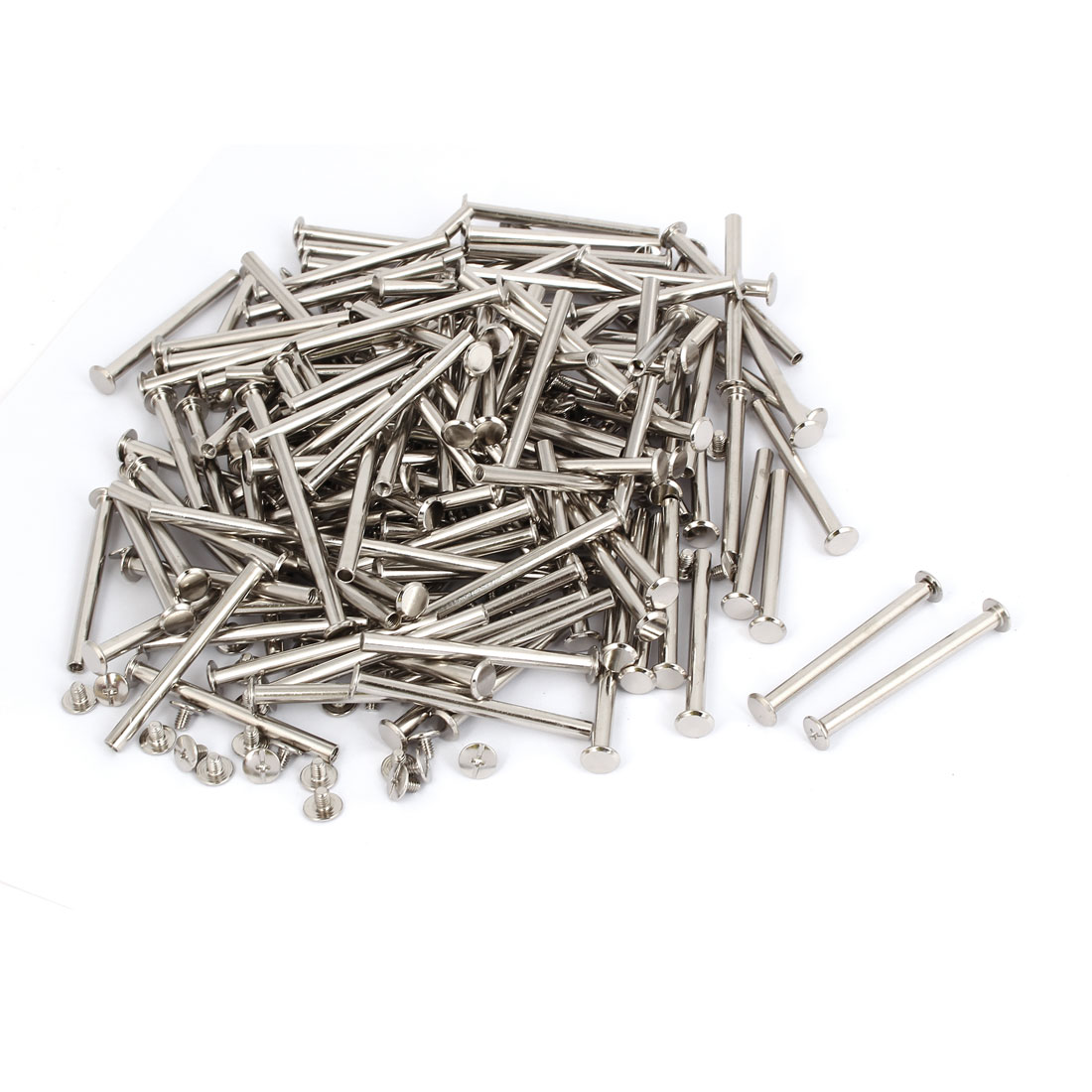 M5x58mm Binding Chicago Screw Post 200pcs for Photo Albums Scrapbook