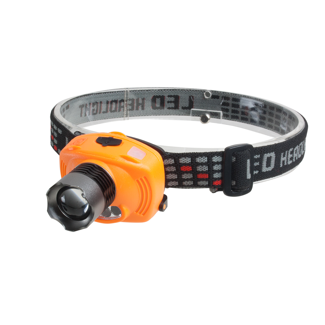 Rechargeable Head Light Zoomable Infrared Sensor LED Headlamp Biking Camp Torch lamp