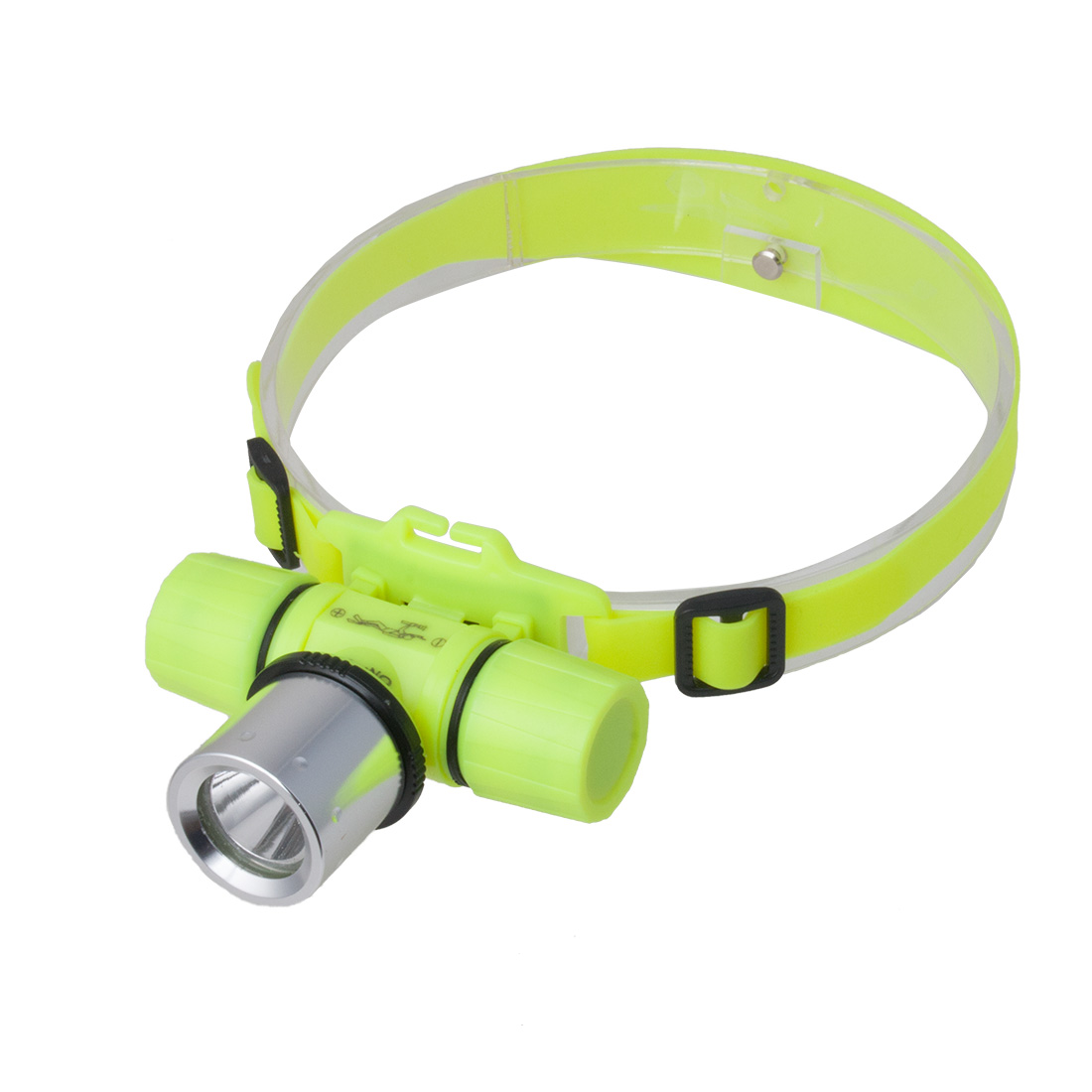Diving LED Headlamp Swimming Waterproof Headlight Torch Lamp Dive Light 3 Modes