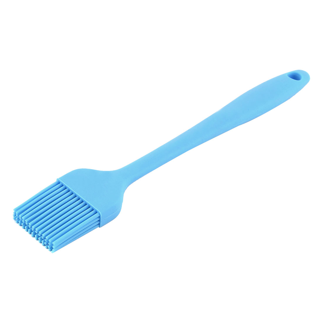 Cooking Gadget Silicone Heat Resistant Oil Sauce Basting Pastry Brush Blue
