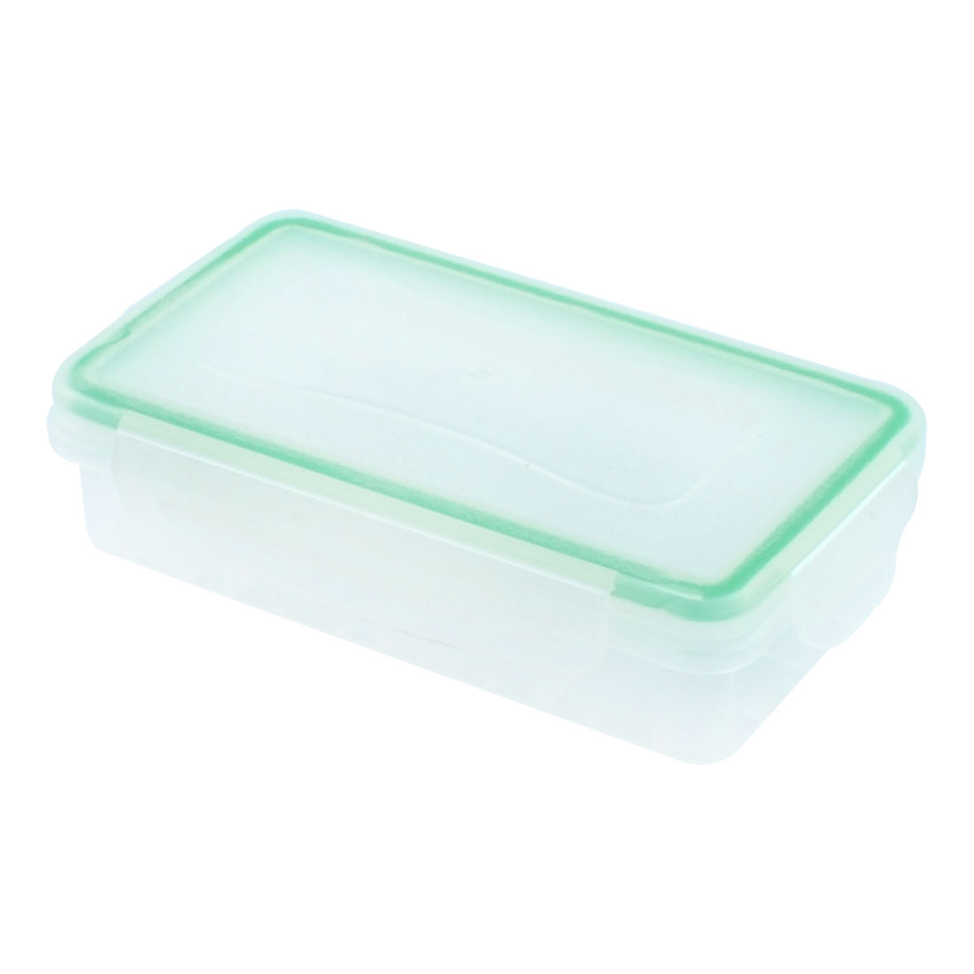 Hard Clear Plastic Battery Protective Storage Compartment for 18650 Batteries