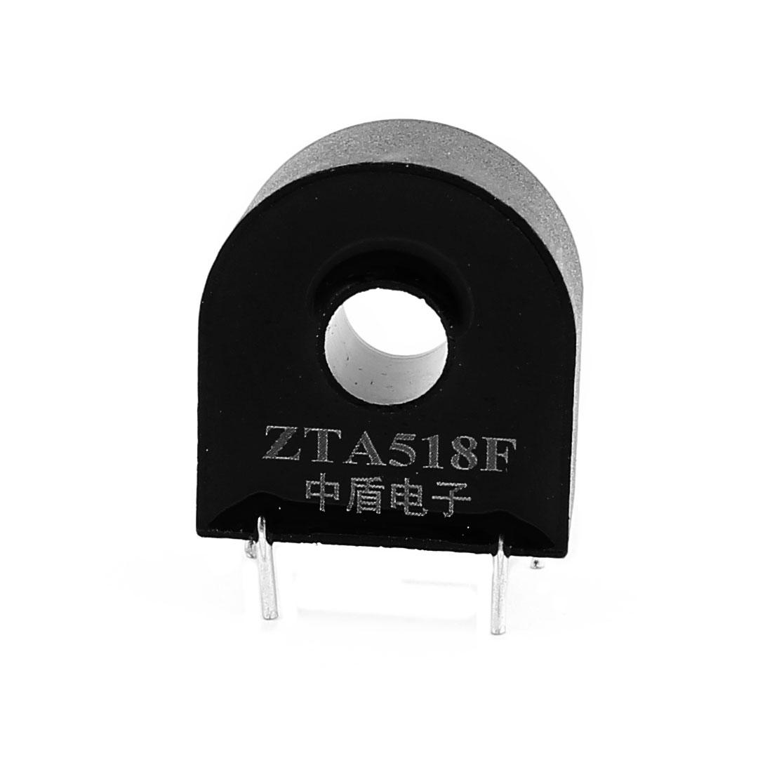ZTA518F 20A/20mA 4 Terminal Precision AC Micro Current Transformer Sensor