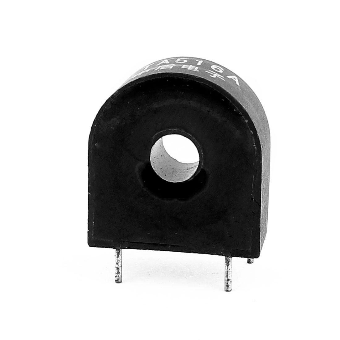 ZTA516A 5A/2mA 4 Terminal Precision AC Micro Current Transformer Sensor