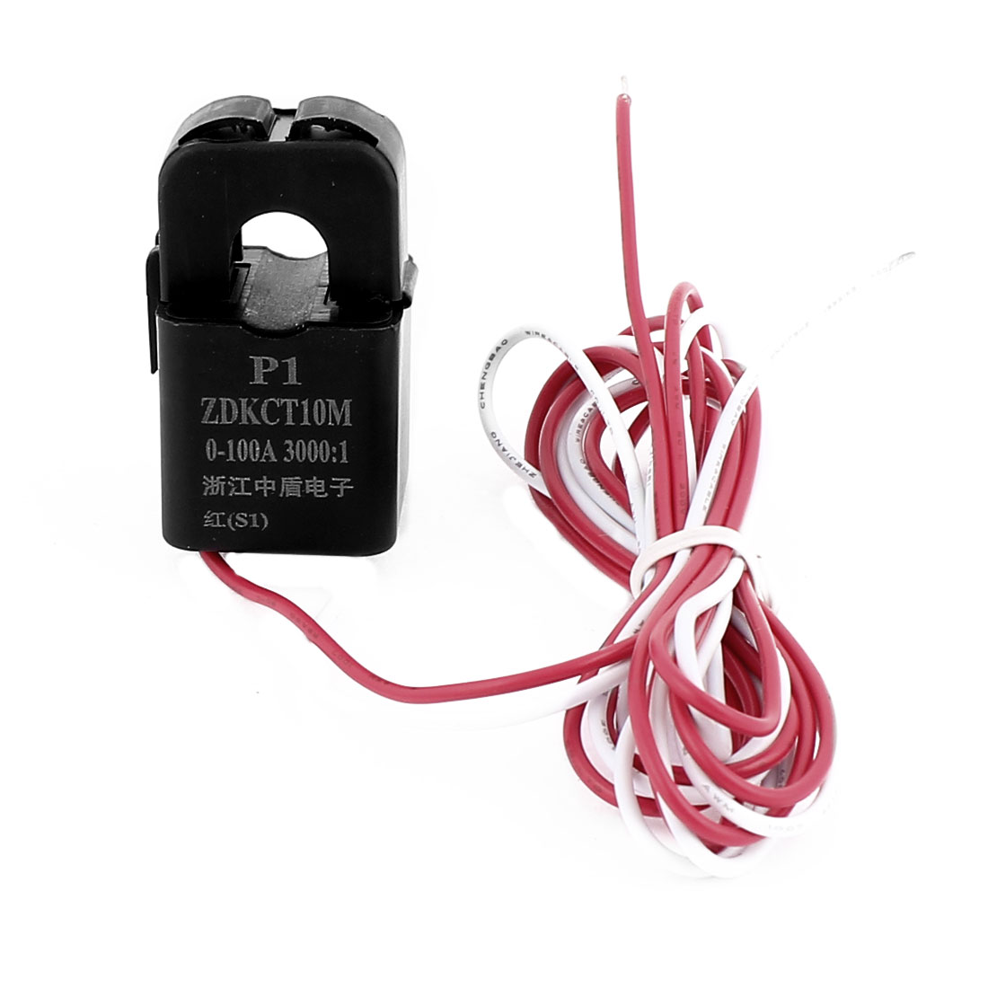 ZDKCT010FM 0-100A 3000:1 2 Wire Precision AC Micro Current Transformer Sensor