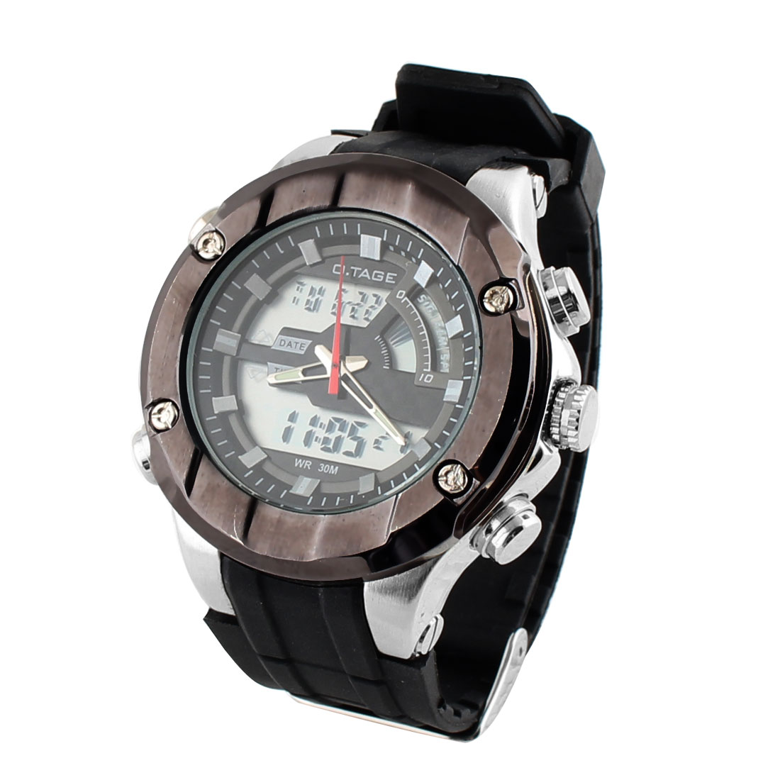Outdoor Sports Water Resistant Luminous Peak Climbing Watch TGA90051