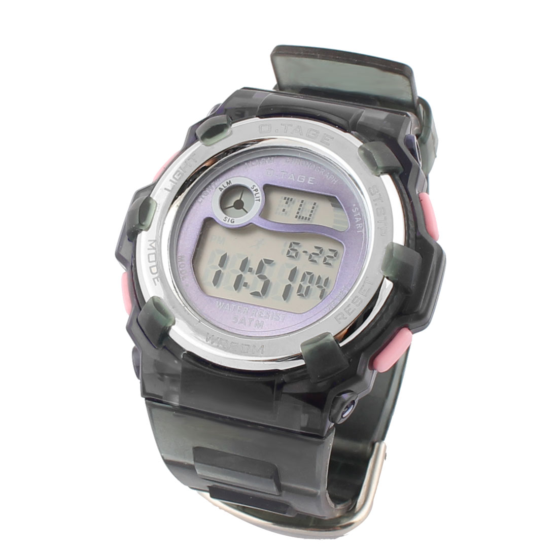 Outdoor Sports Students Water Resistant Luminous Movement Watch