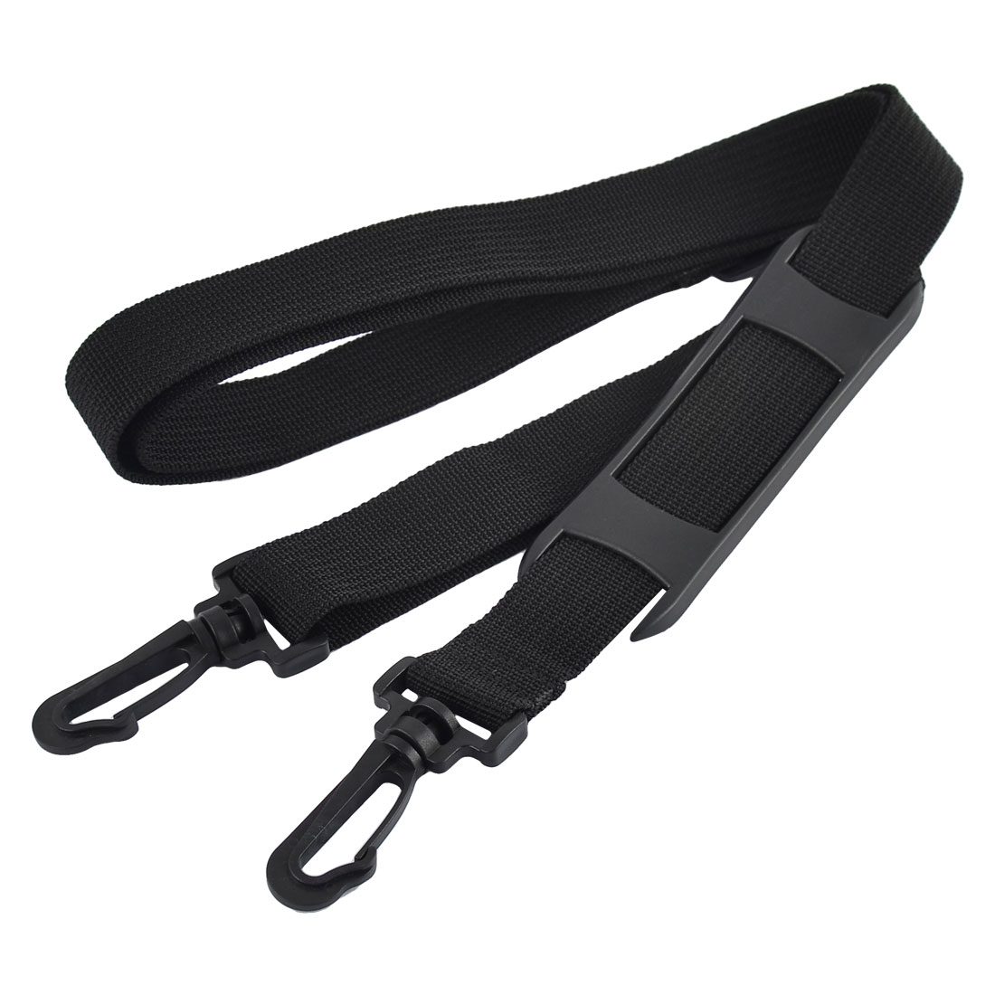 Household Travel Nylon SLR Camera Single Shoulder Neck Belt Luggage Straps Black