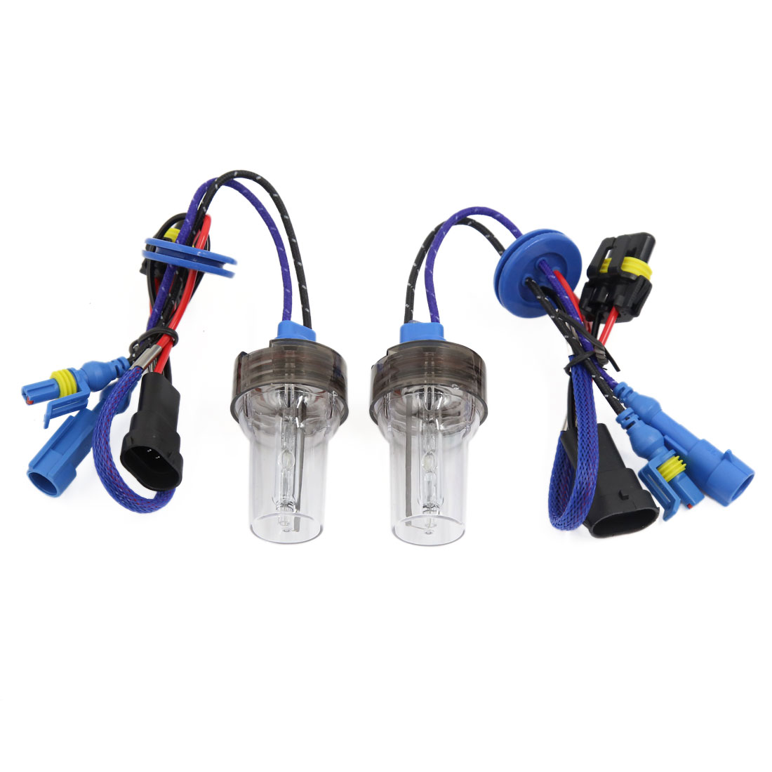 2PCS DC 12V 5500K 35W-45W Auto Car H11 HID Xenon Headlight Light Lamp Bulbs
