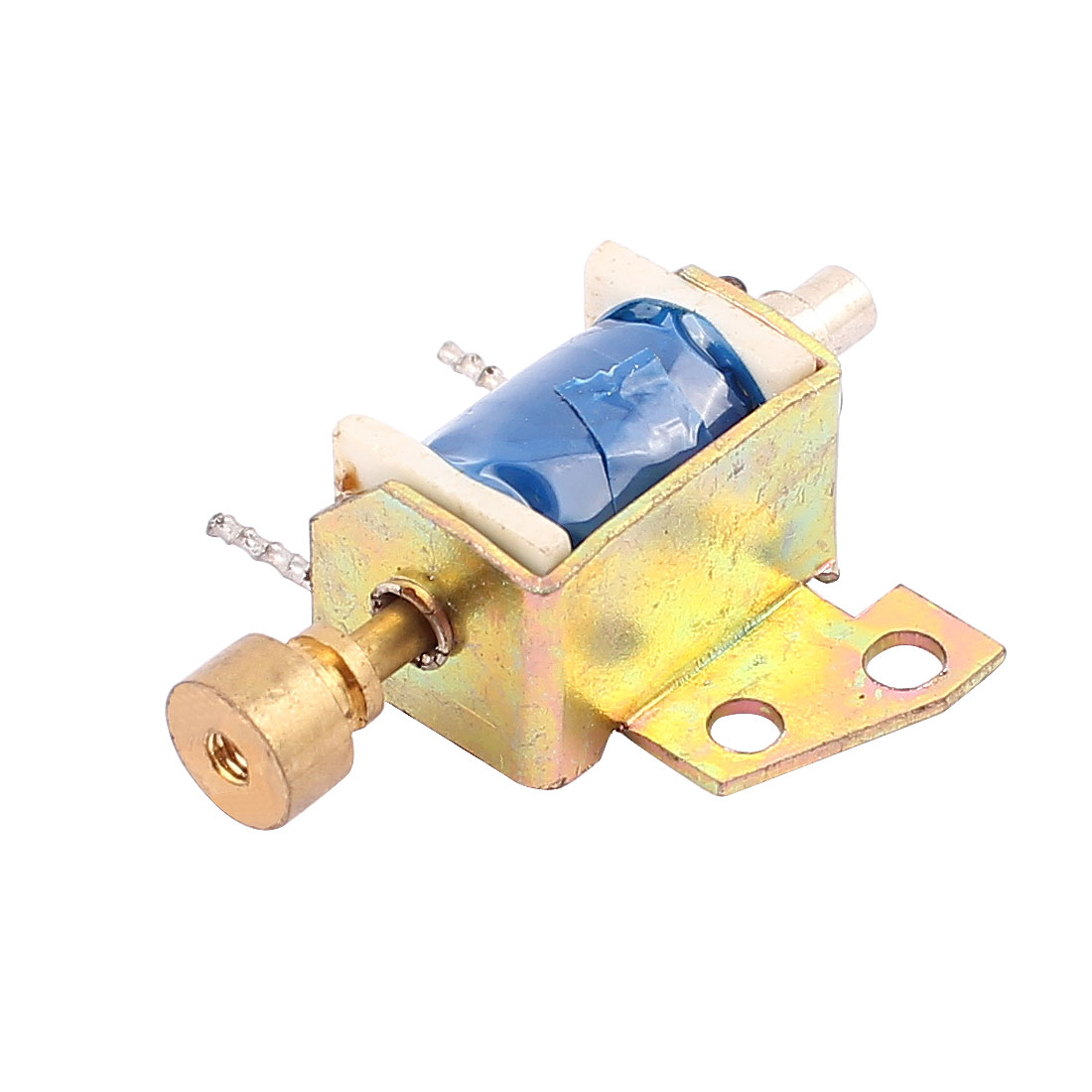 TAU-0416 DC12V 2N Push Pull Type DIY DC Open Frame Solenoid Electromagnet Magnet