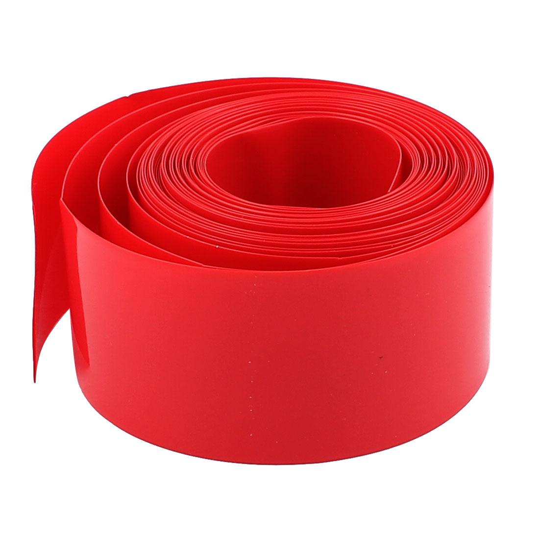 5m x 18.5mm Dia Red PVC Insulated Heat Shrink Tube Battery Protective Casing