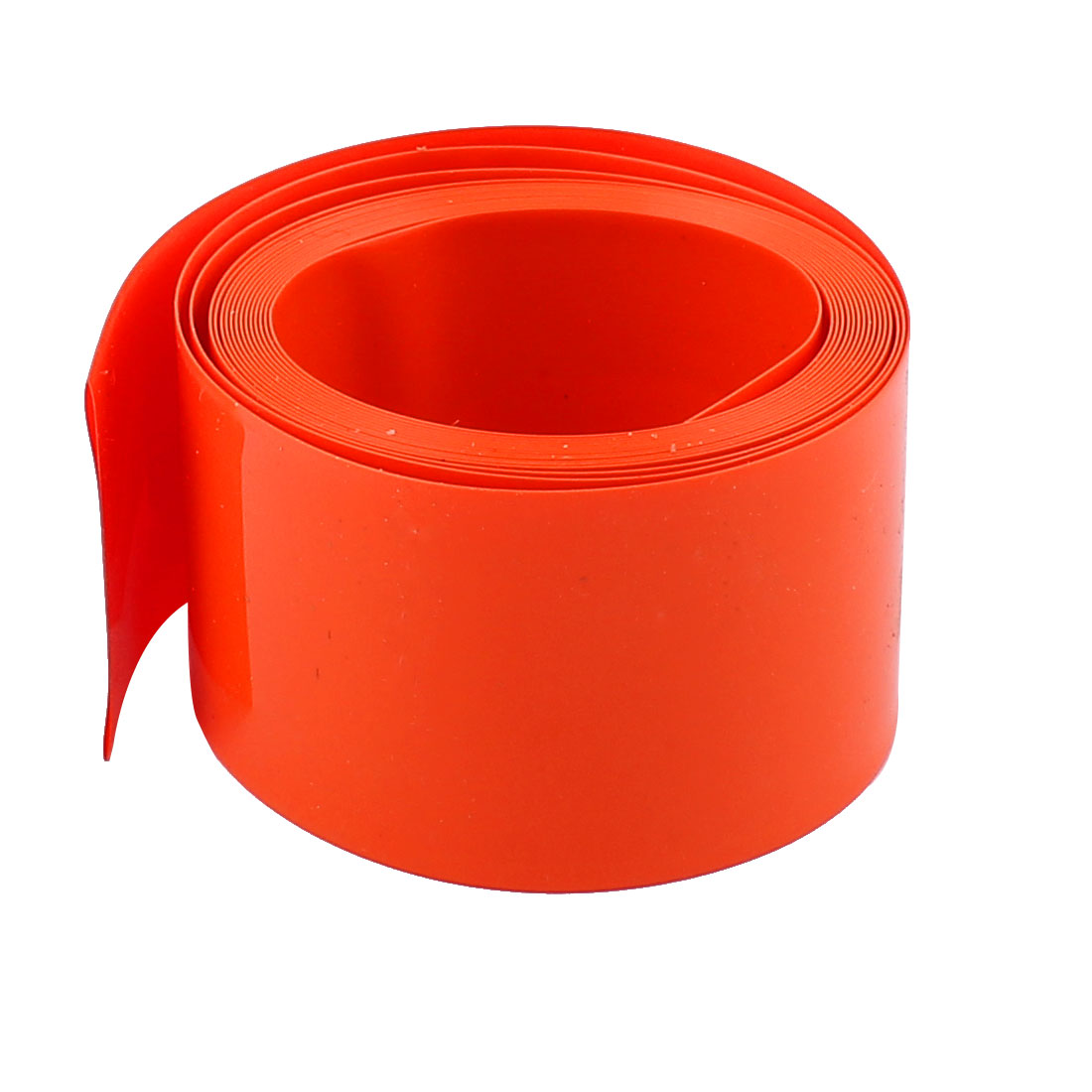 2m x 18.5mm PVC Inaulated Heat Shrinkable Tube Battery Protective Casing Orange