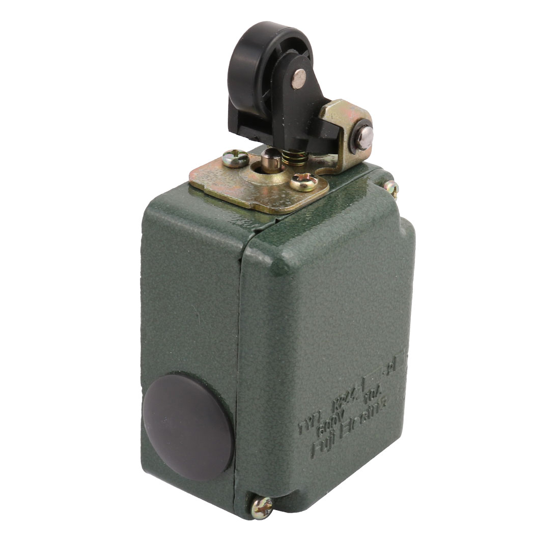 Momentary Action Side Rotary Roller Lever Actuator Limit Switch AC 600V 10A