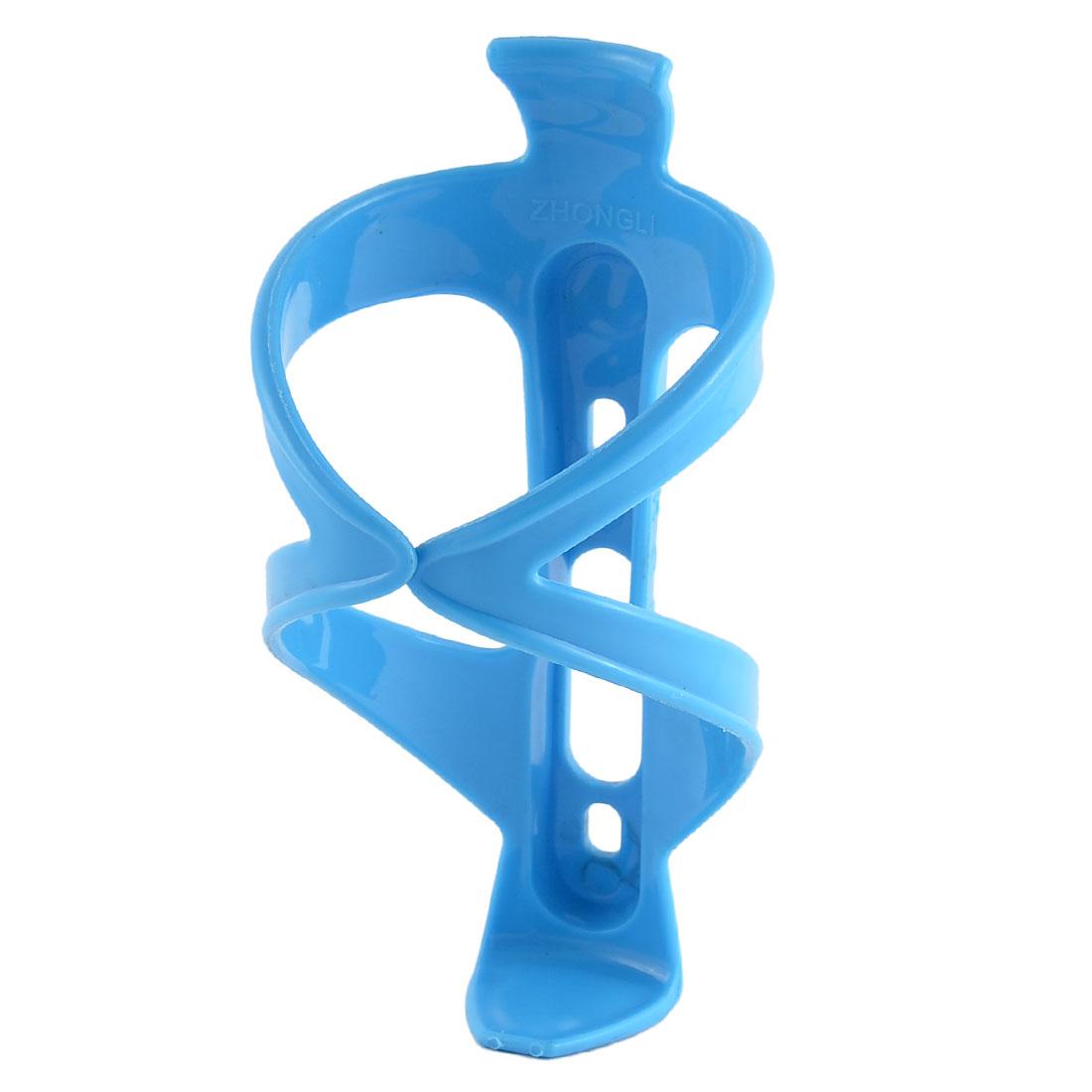 Bike Bicycles Plastic Water Bottle Holder Bracket Cage 6.4cm Inner Dia