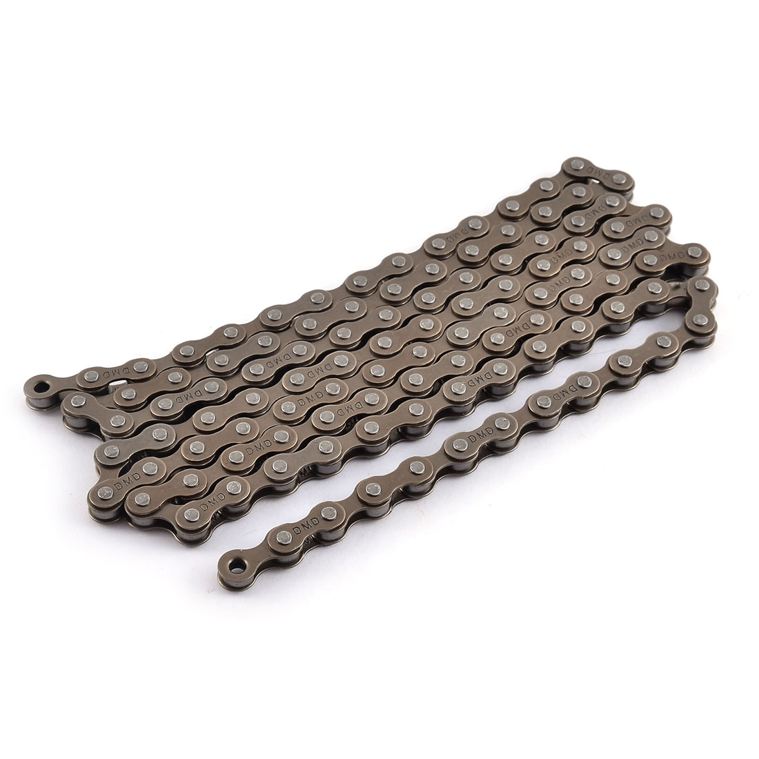 Metal Racing Bicycle Part Single Speed Chain 1/2 Inches x 1/8 Inches 1.36M