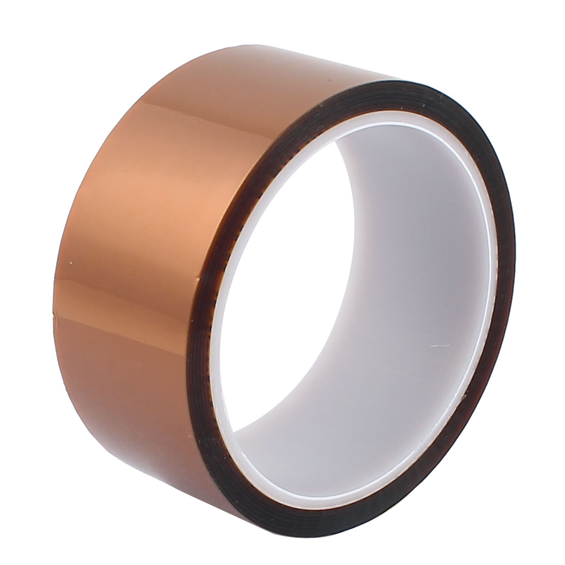 4CM Width 33M Long DIY Tape High Temperature Heat Resistant Polyimide