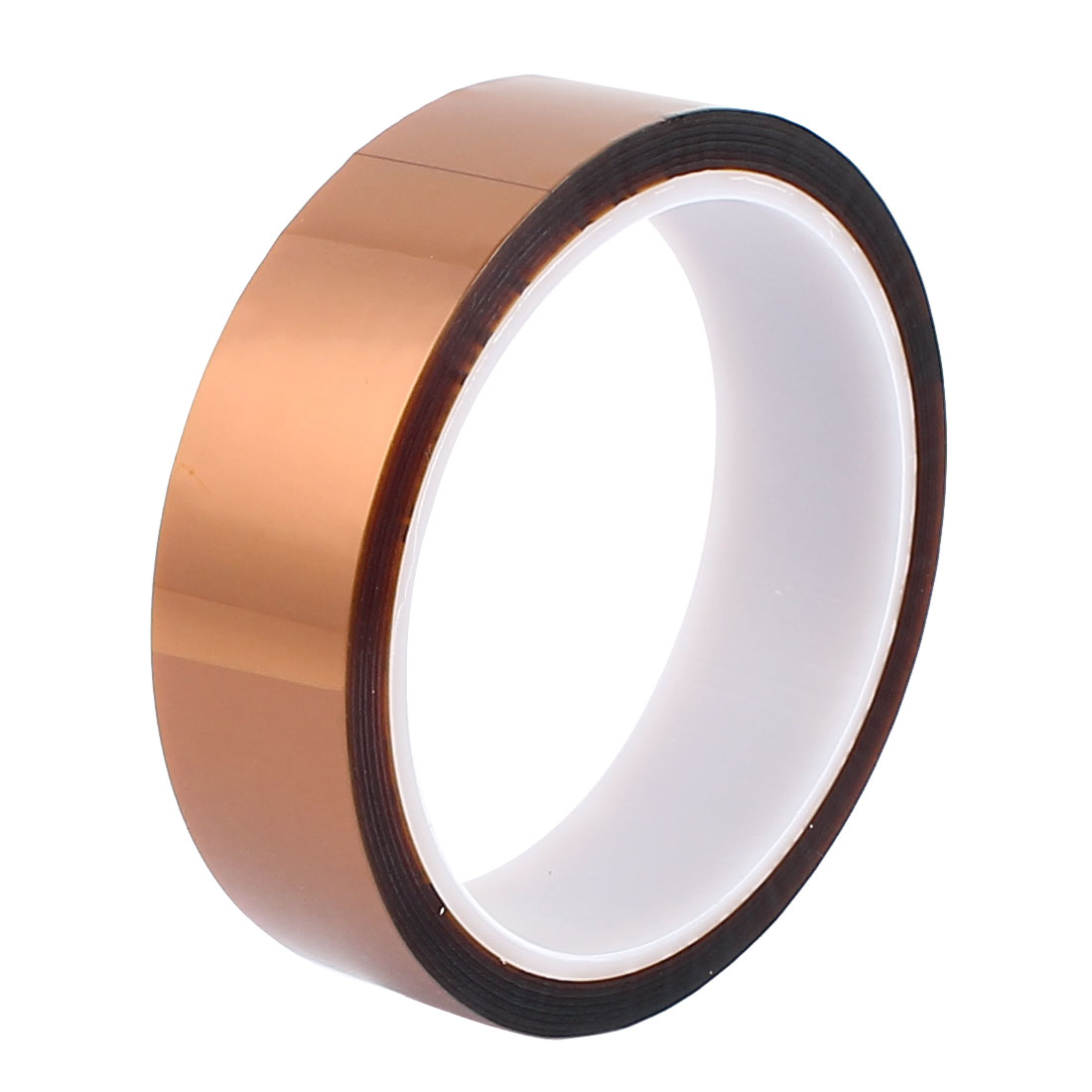 2.5CM Width 33M Long DIY Tape High Temperature Heat Resistant Polyimide