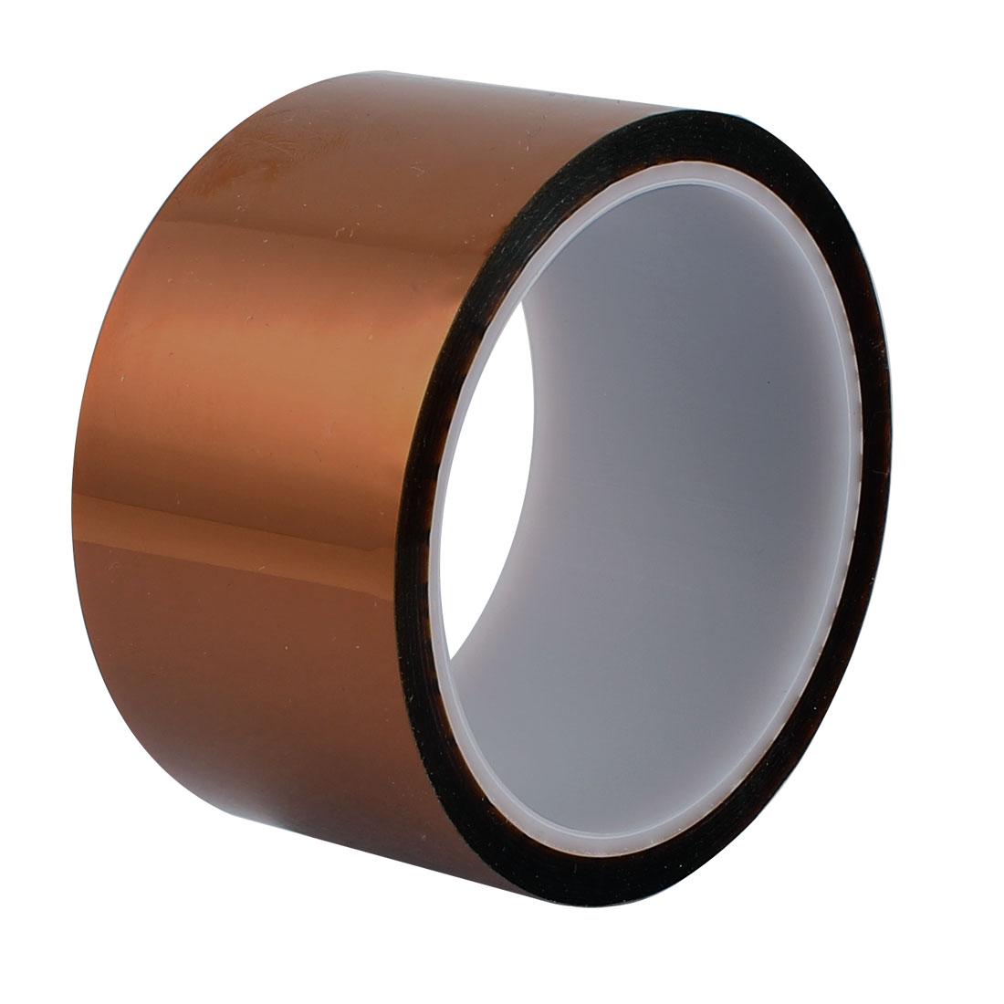 5CM Width 33M Long DIY Tape High Temperature Heat Resistant Polyimide