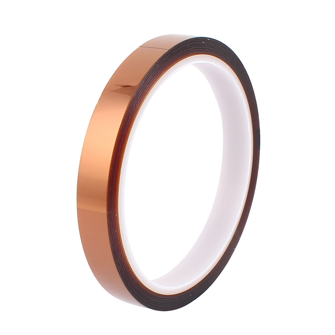 1.2CM Width 33M Long DIY Tape High Temperature Heat Resistant Polyimide