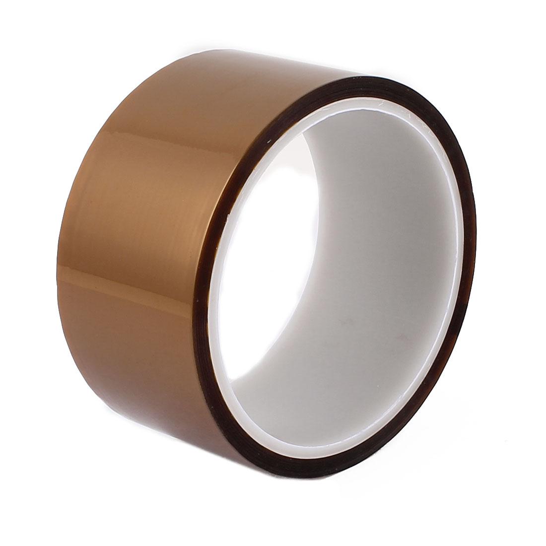 4.5CM Width 30M Long DIY Tape High Temperature Heat Resistance Polyimide