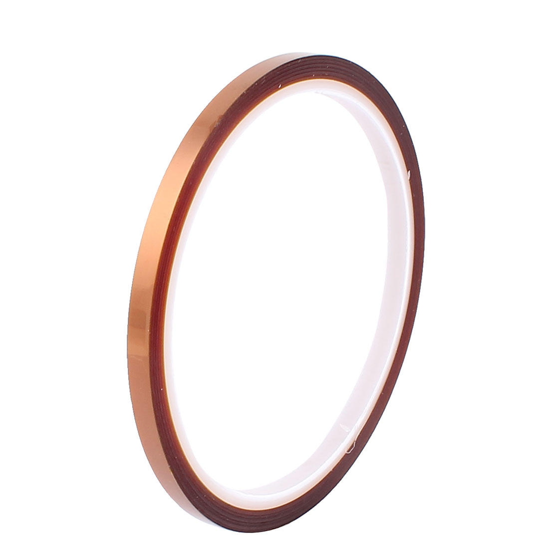 0.5CM Width 30M Long Kapton Tape High Temperature Heat Resistant Polyimide