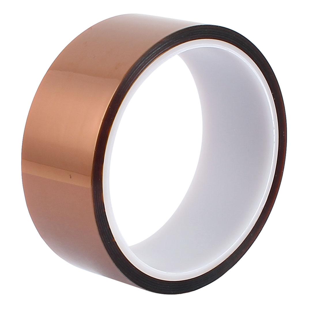 3.5CM Width 30M Long DIY Tape High Temperature Heat Resistance Polyimide