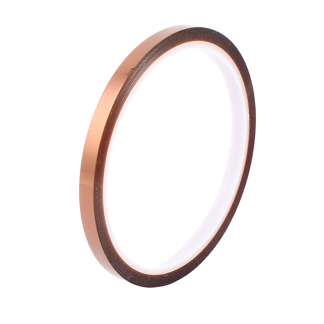 6mm Width 30M Long DIY Tape High Temperature Heat Resistance Polyimide