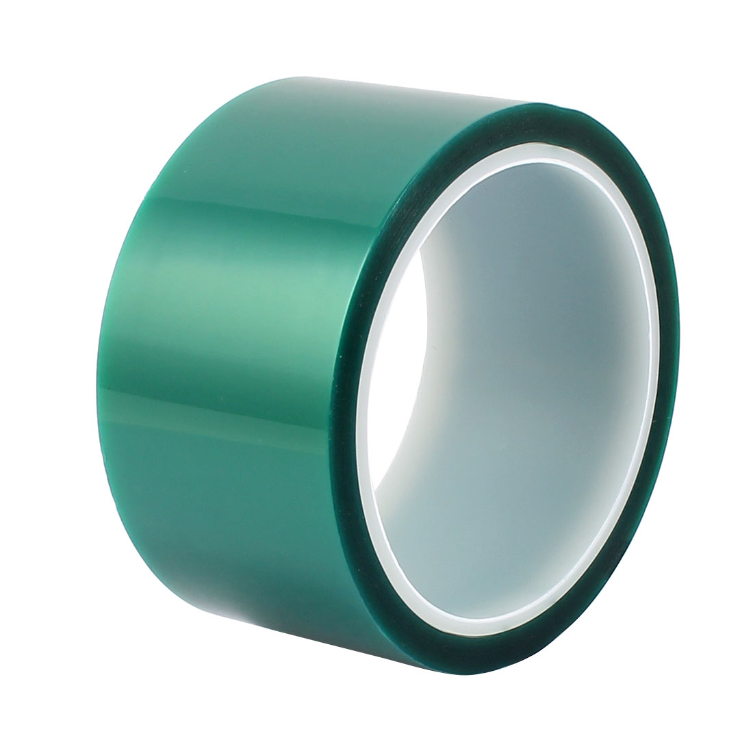 50mm Width 33 Meters Long Green PET High Temperature Heat Resistant PCB Solder Tape