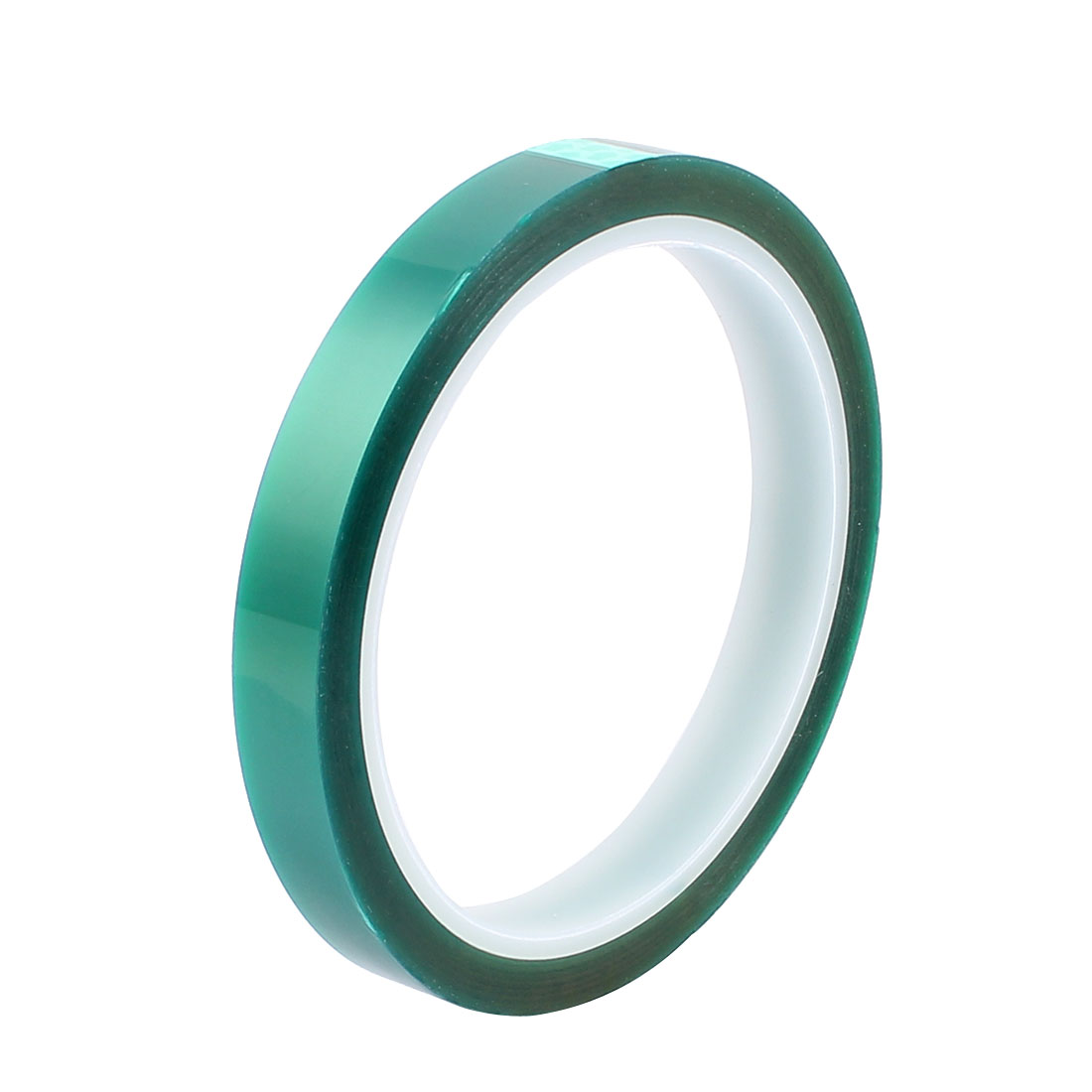 12mm Width 33M Length Green PET High Temperature Heat Resistant PCB Solder Tape
