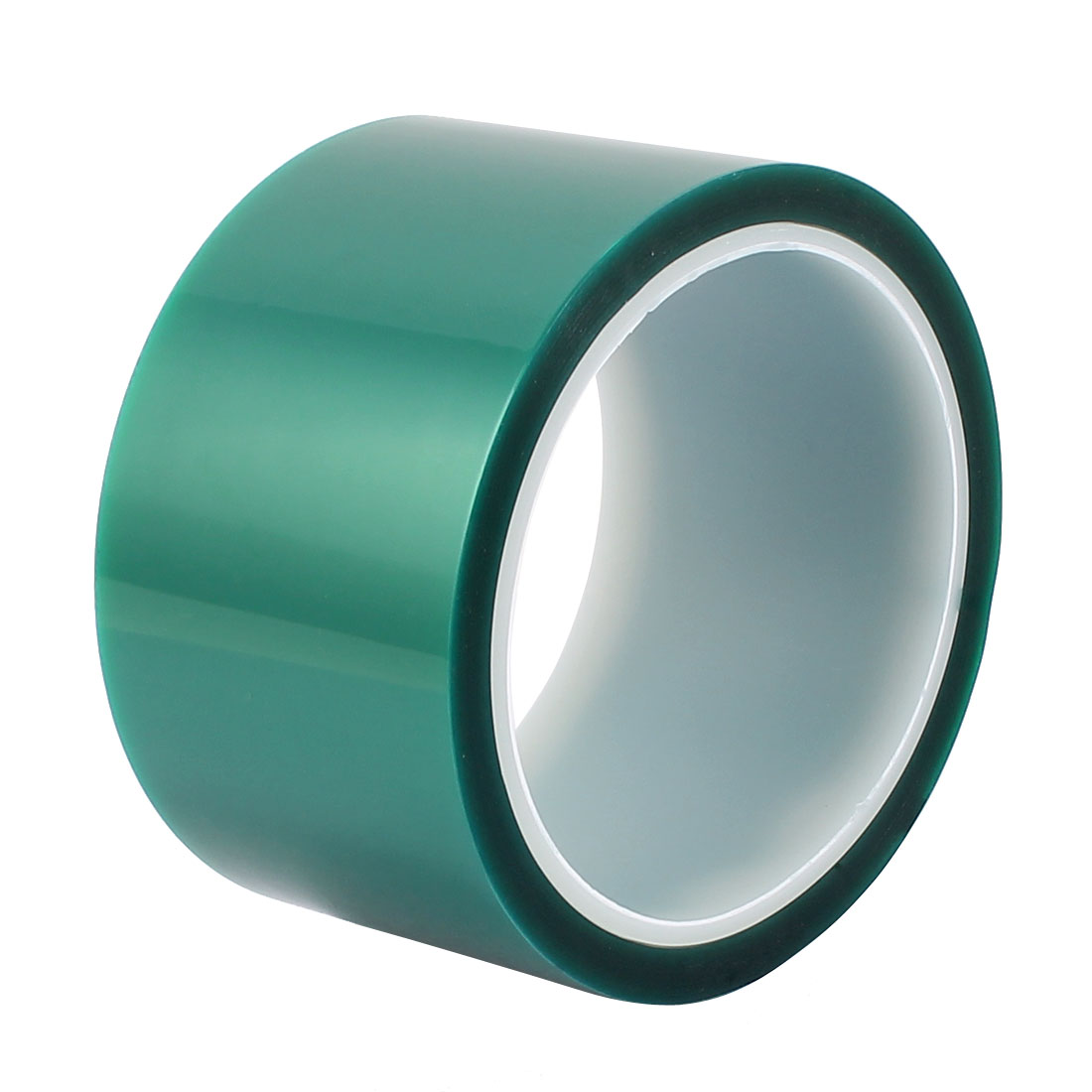 55mm Width 33M Length Green PET High Temperature Heat Resistant PCB Solder Tape
