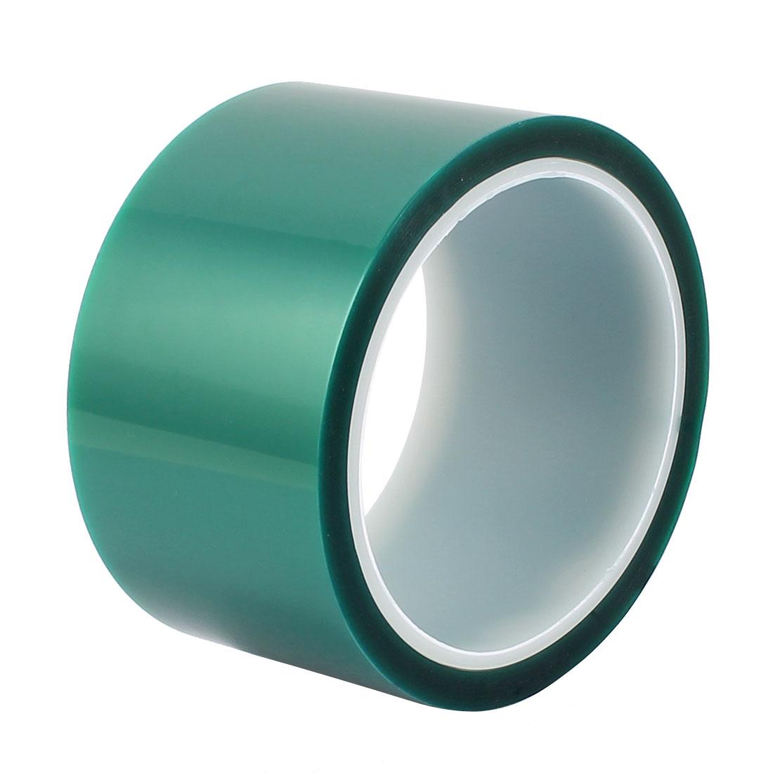 55mm Width 33M Length Green PET High Temperature Heat Resistant PCB Solder Tape