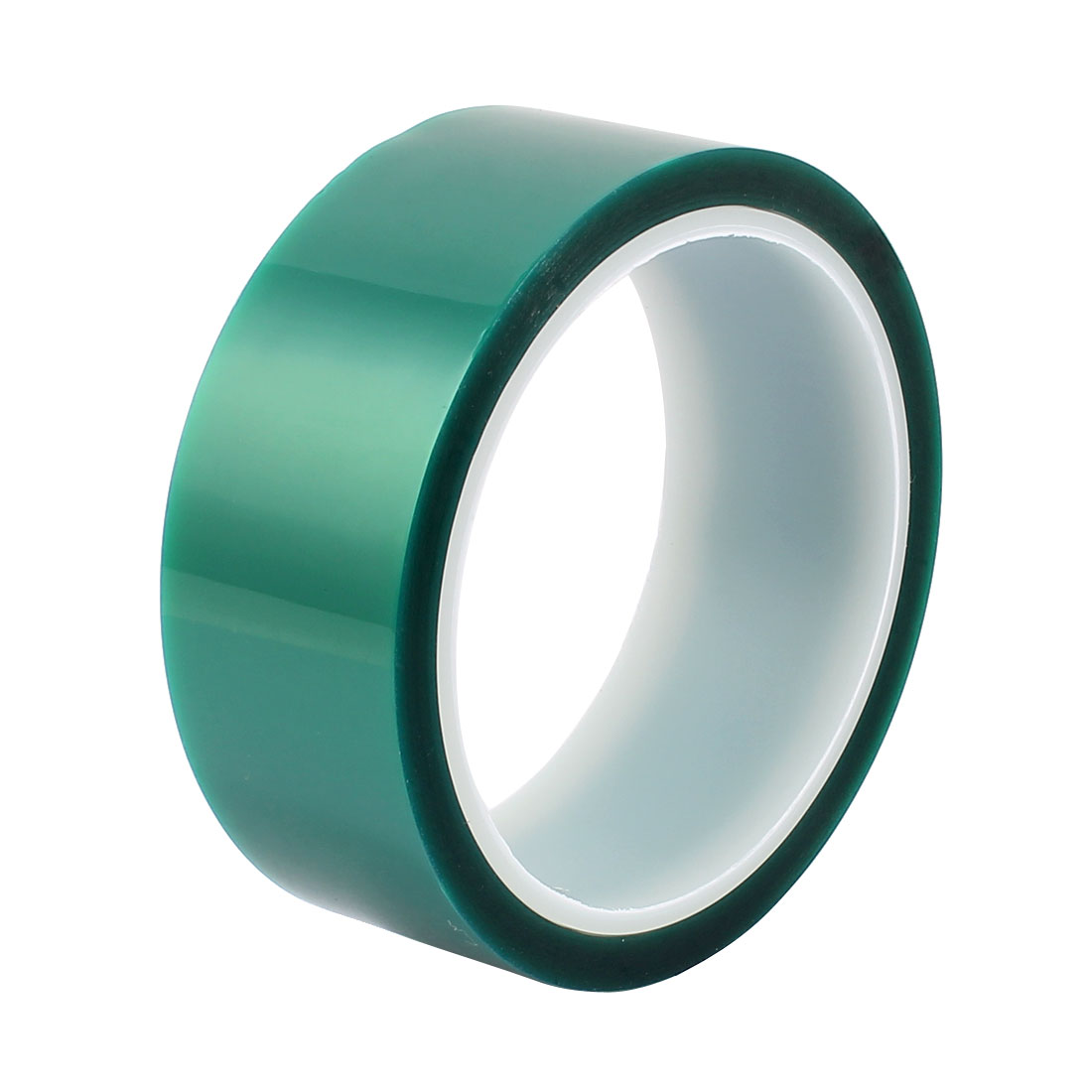 35mm Width 33M Length Green PET High Temperature Heat Resistant PCB Solder Tape