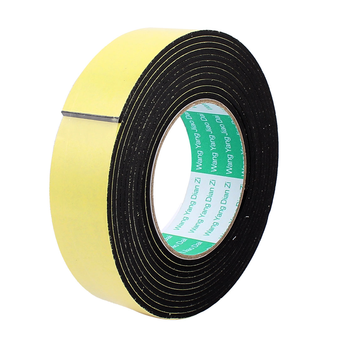 3CM Width 4M Length 3MM Thick Single Sided Sealing Shockproof Sponge Tape