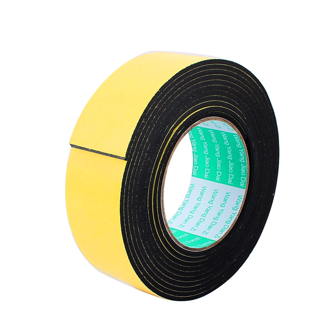 4.5CM Width 4M Length 3MM Thick Single Sided Sealing Shockproof Sponge Tape