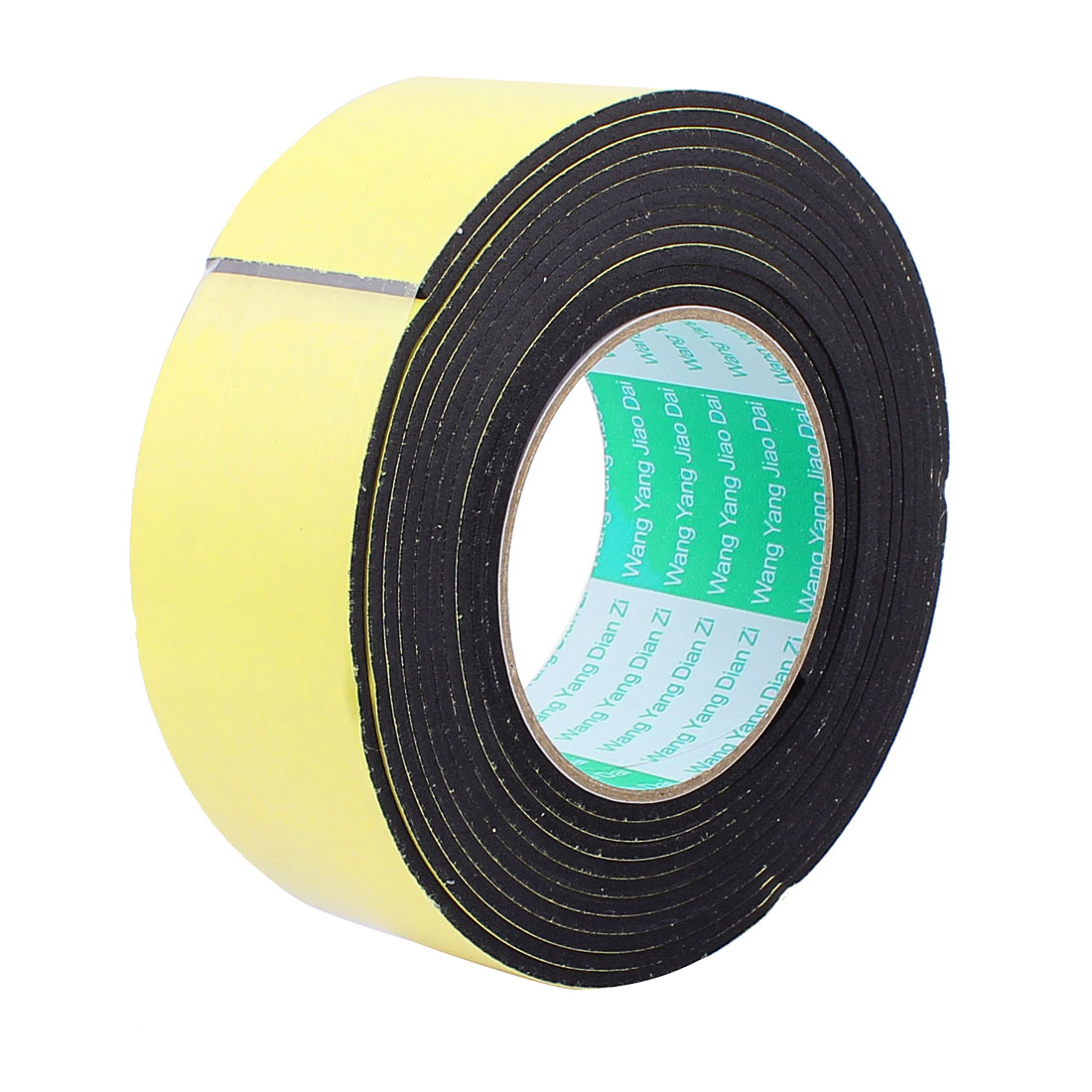5CM Width 4M Length 3MM Thick Single Sided Sealing Shockproof Sponge Tape