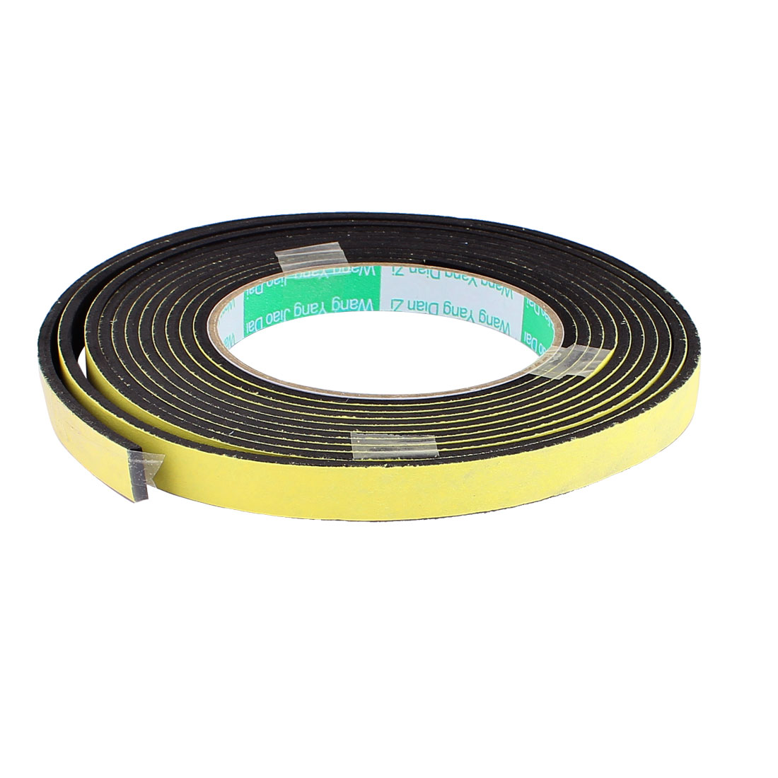 1.2CM Width 4M Length 3MM Thick Single Sided Sealing Shockproof Sponge Tape