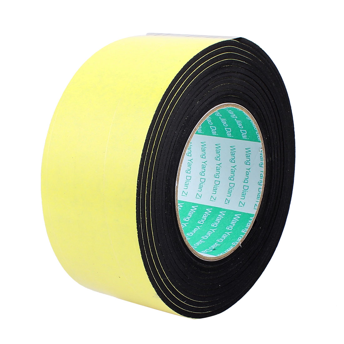 6CM Width 4M Length 3MM Thick Single Sided Sealing Shockproof Sponge Tape