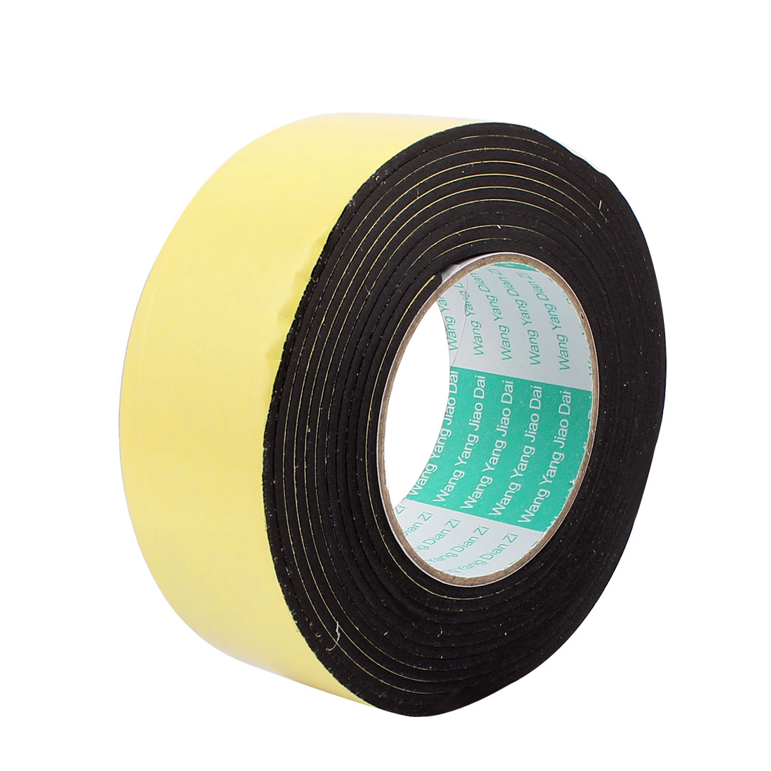 5CM Width 4 Meters Length 3MM Thick Single Sided Sealing Shockproof Sponge Tape