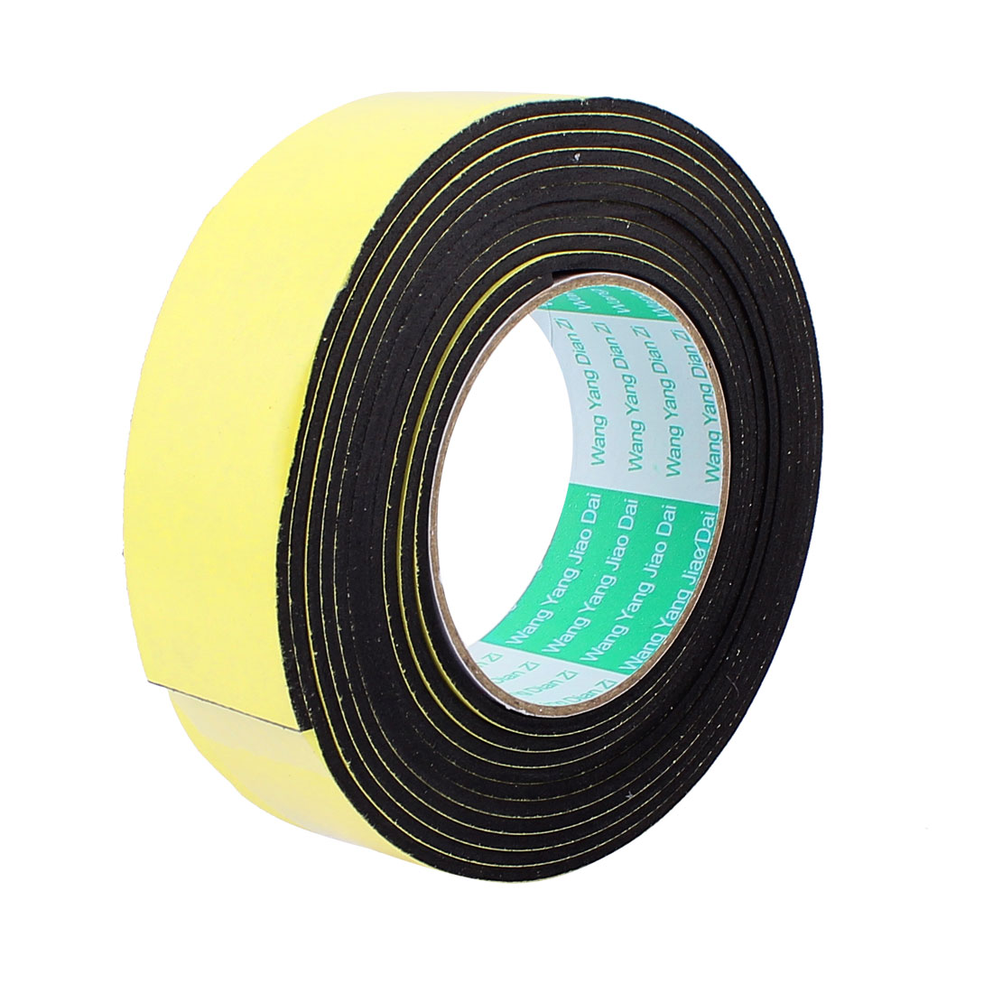 4CM Width 4M Length 3MM Thick Single Sided Sealing Shockproof Sponge Tape