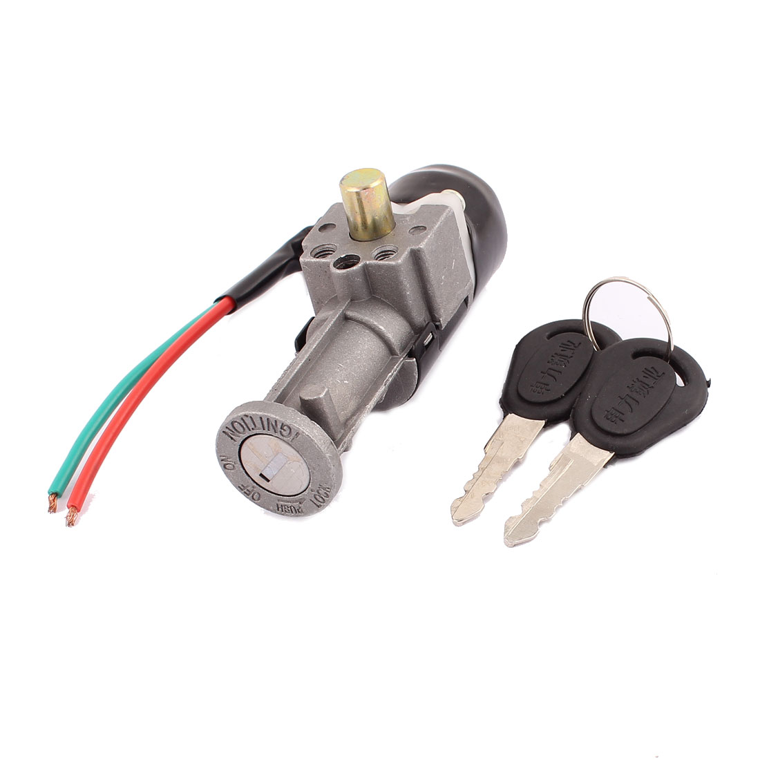 Auto Motorbike Security Power Supply Ignition Switch Lock DC 60V Wired