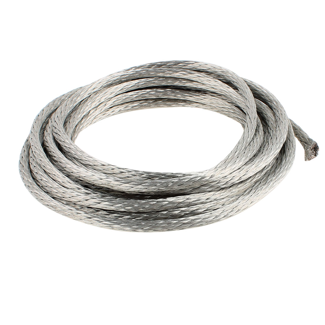 16 Square Millimeter Thickness 2M Length Tubular Bare Tined Braided Copper Wire