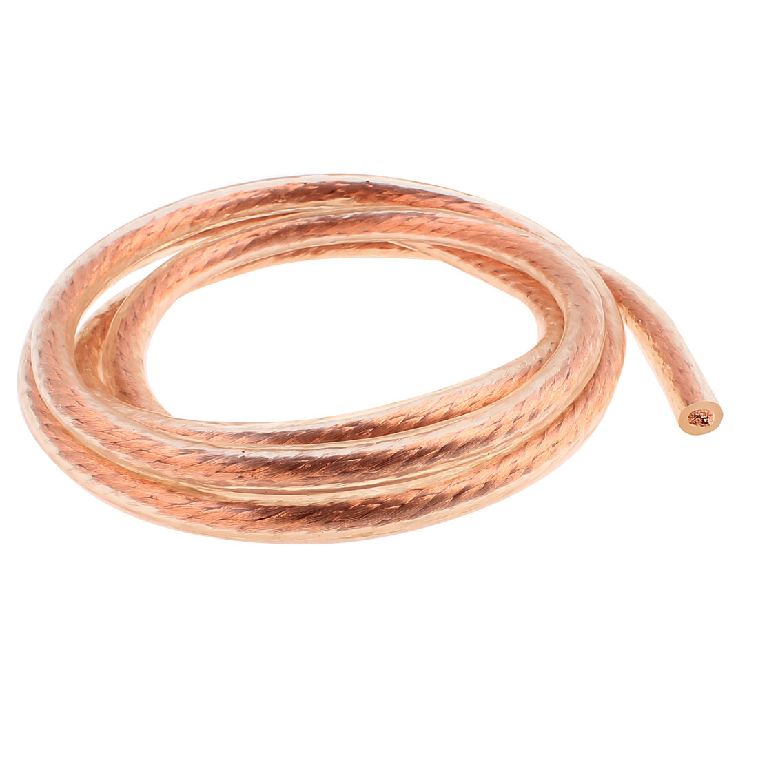 25 Square Millimeter Thickness 2M Length Electircal Braided Copper Wire
