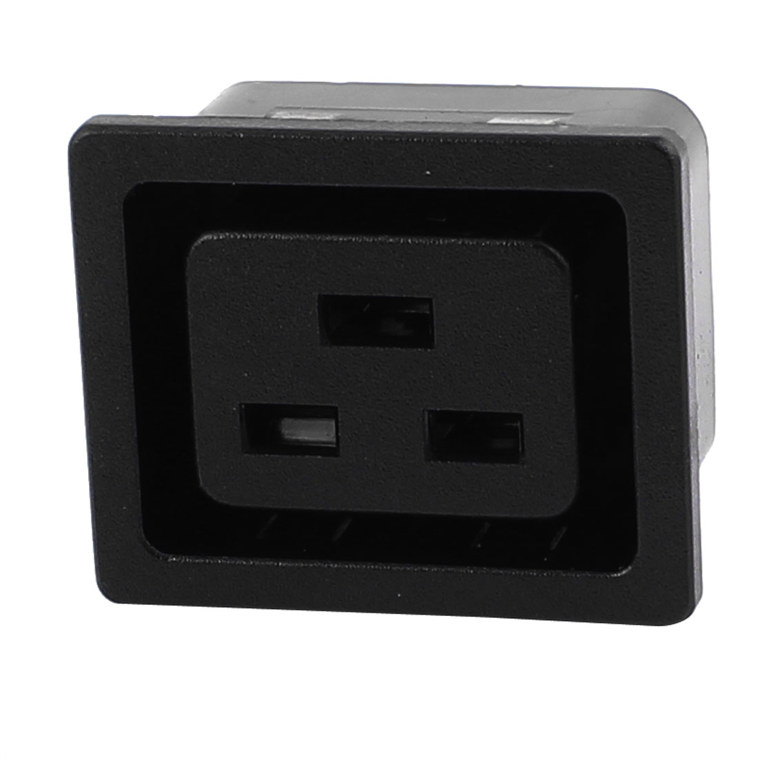 AC 250V 16A 3 Terminal Rewirable IEC19 Series C19 Female Plug Socket